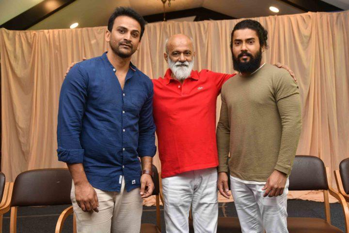 Ashu Bedra Production New Film Announcement Press Meet