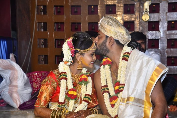 Actress Mayuri Wedding Photo Gallery