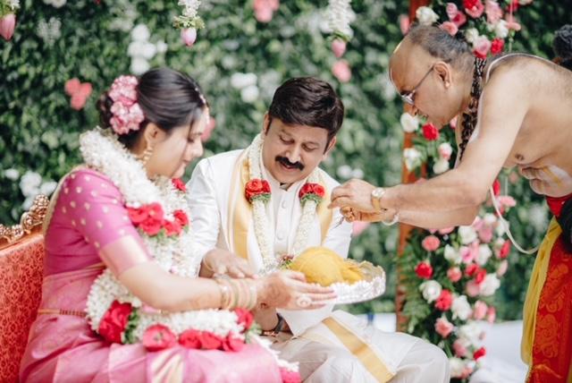 Ramesh Arvind Daughter Marriage – Cinisuddi